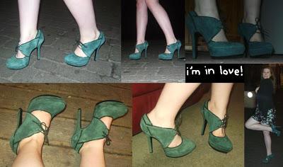 Shoe galore, a little dedication