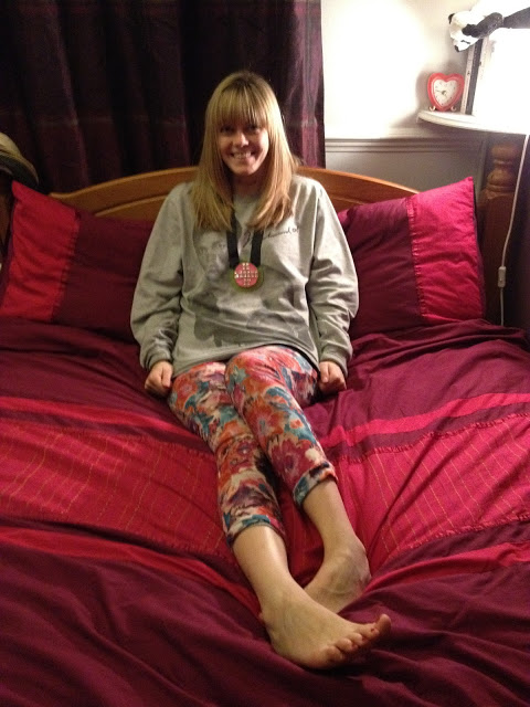 What I'm Wearing…Printed Trousers