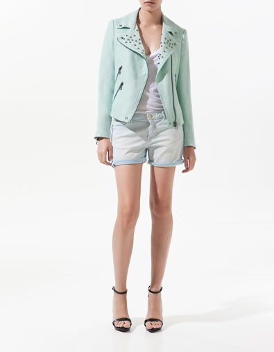 The Perfect Summer Jacket by Zara