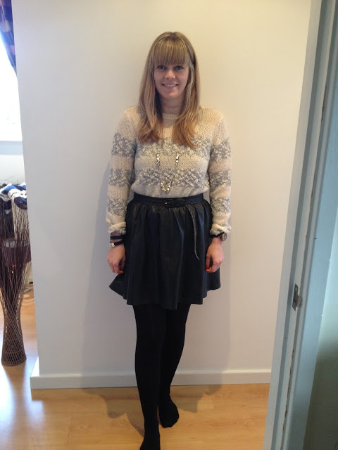 How I Wear Sequins… Over Christmas (To Distract From My Overindulgent Feasting)