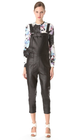 Want it on Wednesday: 3.1 Phillip Lim Leather Overalls