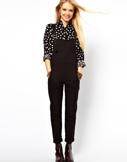 Want it on Wednesday: ASOS Dungarees