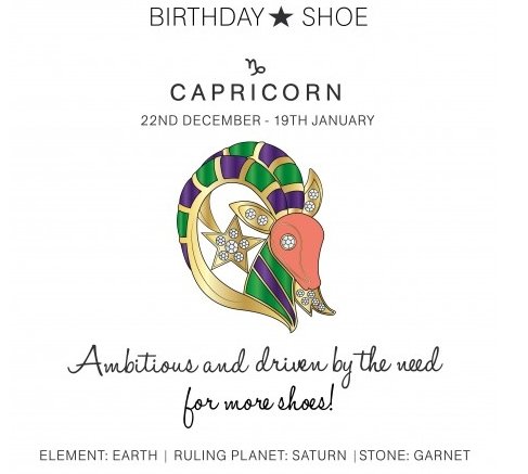 Charlotte Olympia, She's Just a Cosmic Girl…