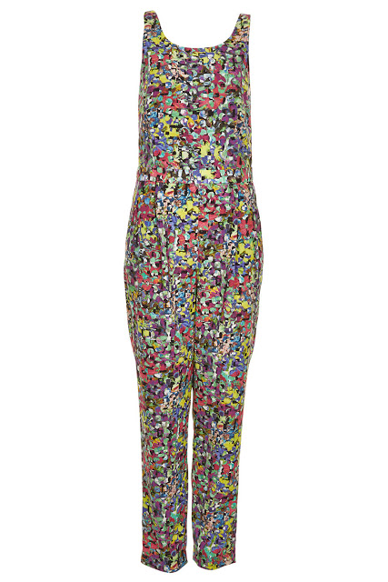 Want it on Wednesday: Floral Print Jumpsuit