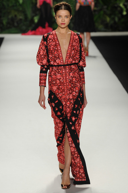 Naeem Khan Look 18