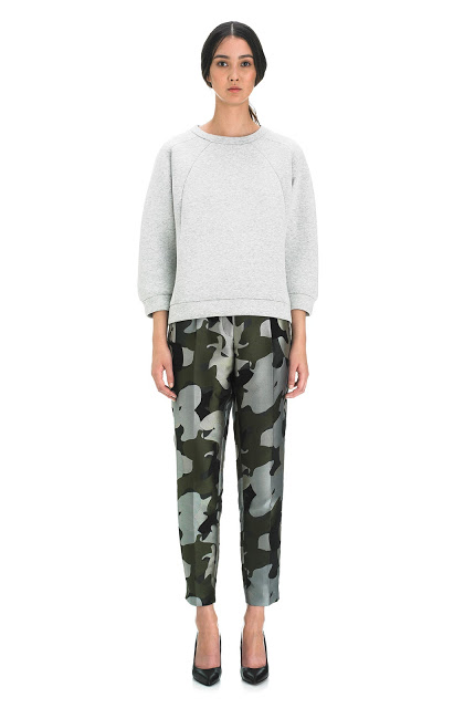 Want it on Wednesday: Camo Trousers