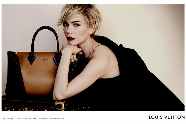 Girl Crushing on Michelle Williams