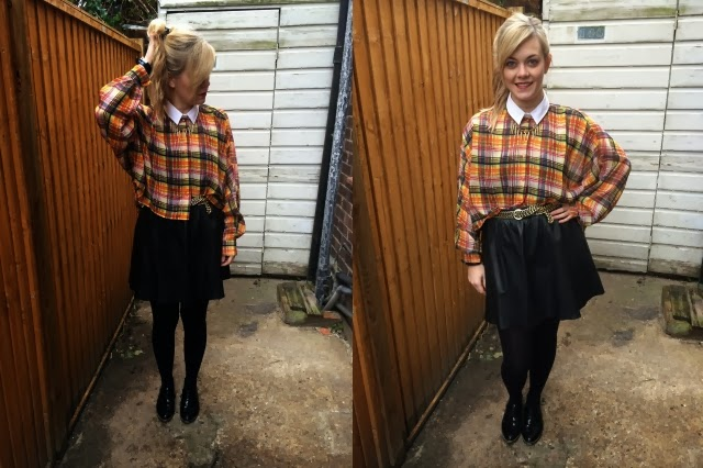 3 Ways to Wear a Check Shirt