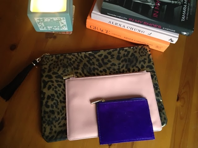 Flat-Pack Clutches