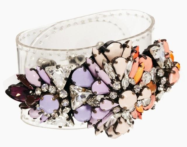 Want it on Wednesday: Shourouk Atari Cuff Bracelet