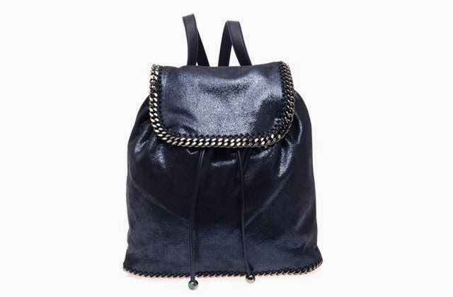 Want it on Wednesday: Stella McCartney's Badass Backpack