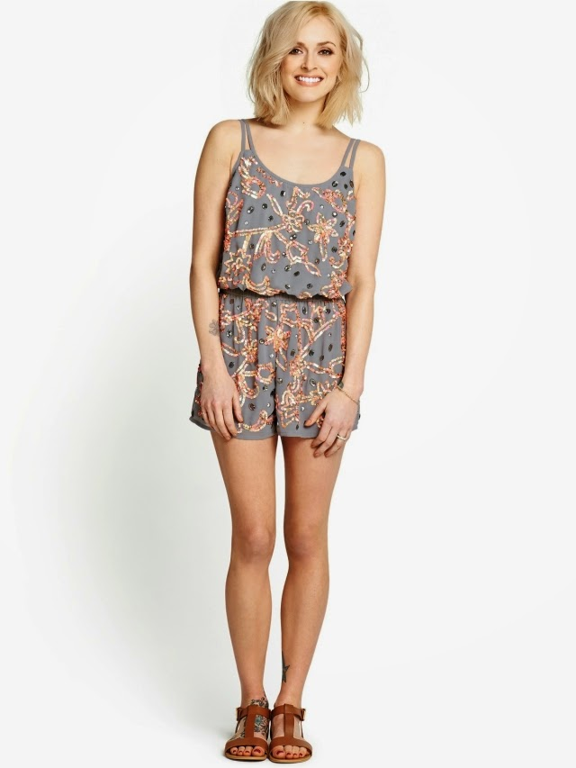 Want it on Wednesday: Fearne Cotton Sequin Playsuit