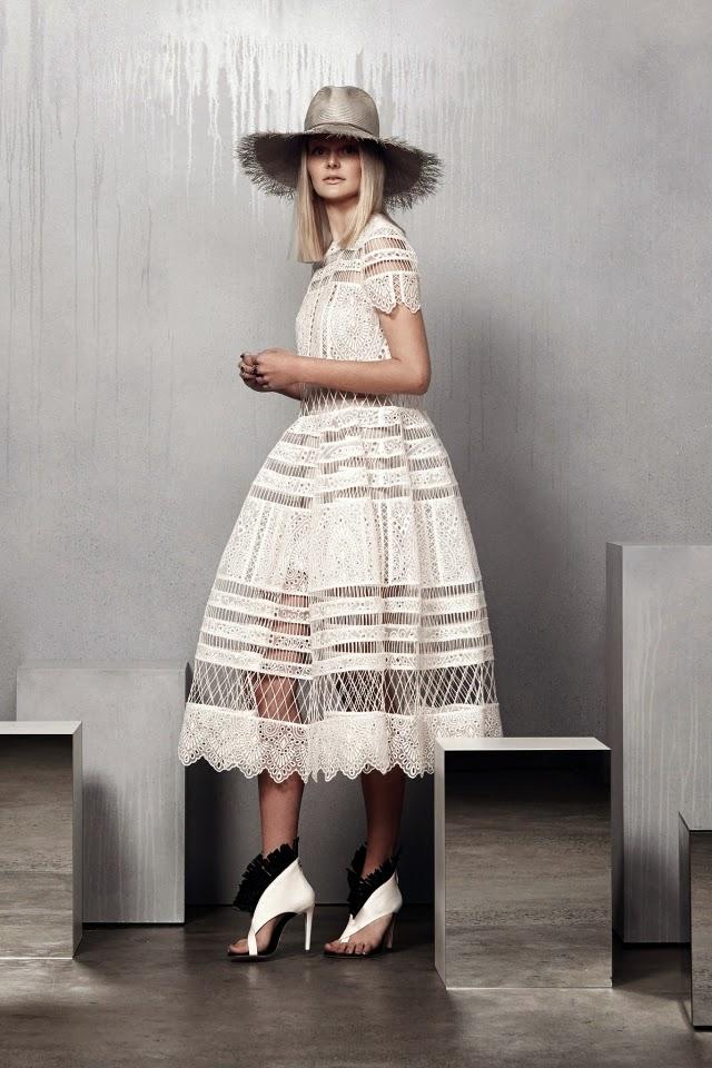A Heady Mix of Bohemian Heaven in a Dress
