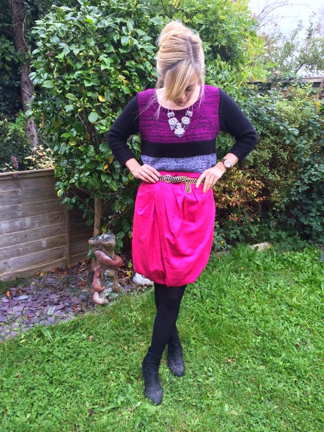 My Trusty Cold-Weather Skirts