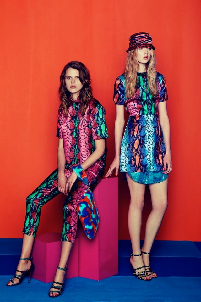 House of Holland Resort 2015: Pack My Bags and Take Me Away