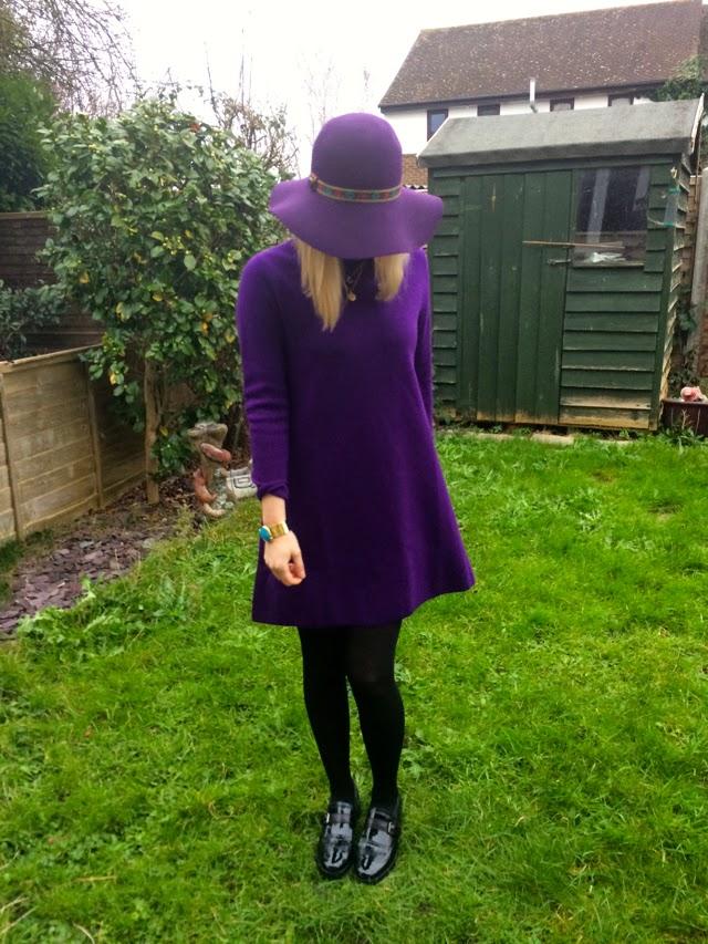 cos-purple-dress-down