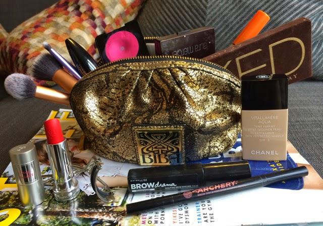 My Makeup Bag Essentials
