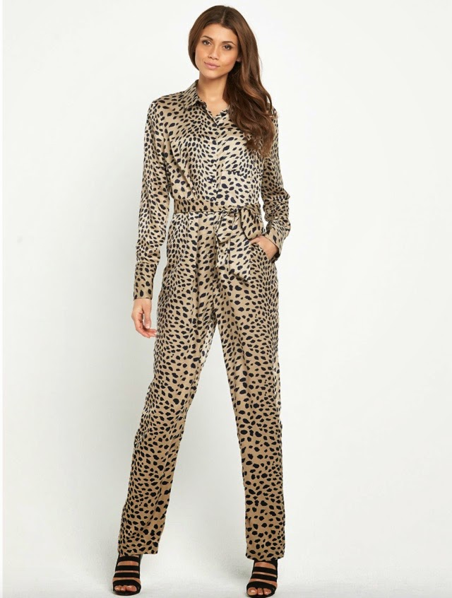 Want it on Wednesday: Printed Jumpsuit Awesomeness