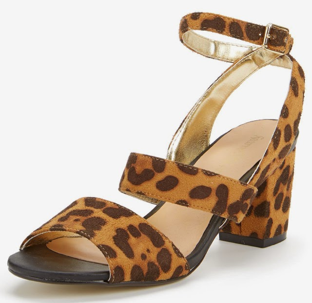 Want it on Wednesday: Leopard Feet for Summer