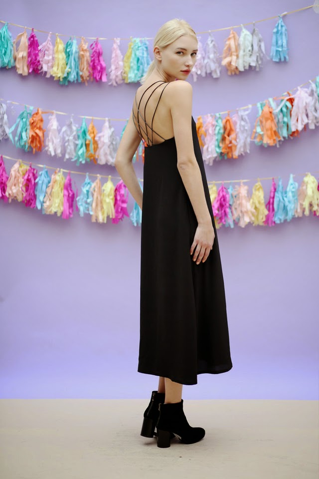 Want it on Wednesday: Midi Length and Spaghetti Straps