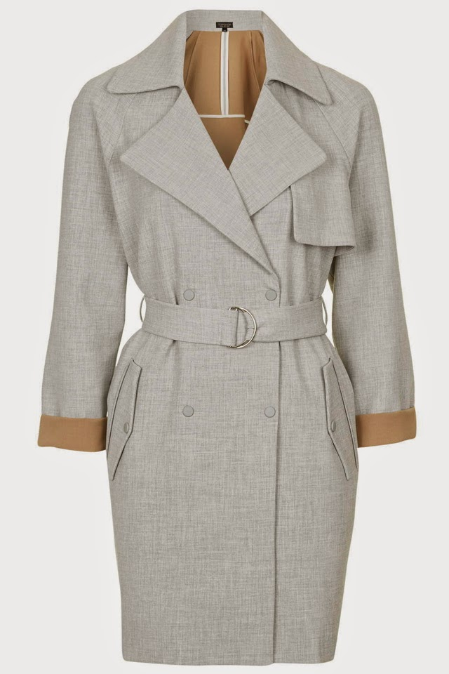 Want it on Wednesday: Soft-Belted Trench Coat