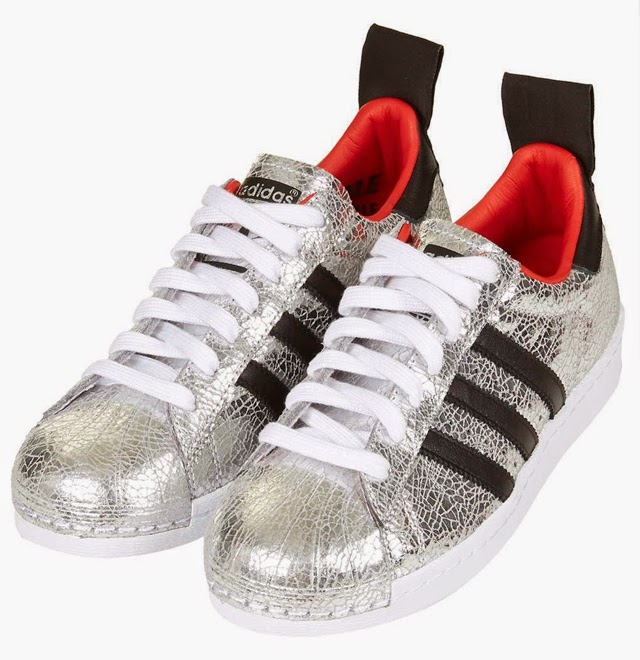 Adidas Superstar Trainers, Get on My Feet