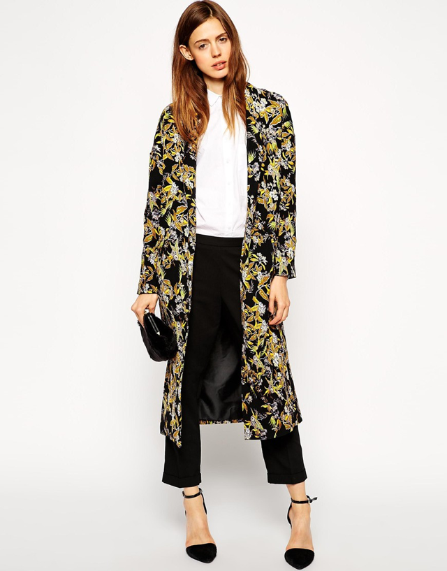 Finding the Perfect Duster Coat for Summer