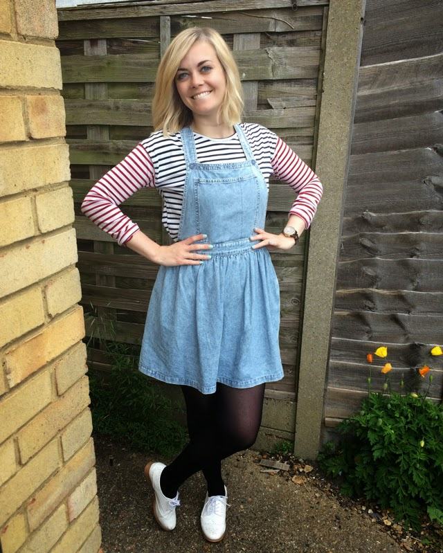 stripes-denim-pinafore
