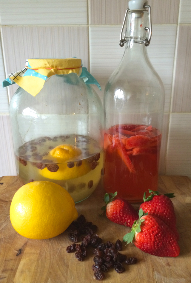 How to Make the Best Tasting Water Kefir Probiotic