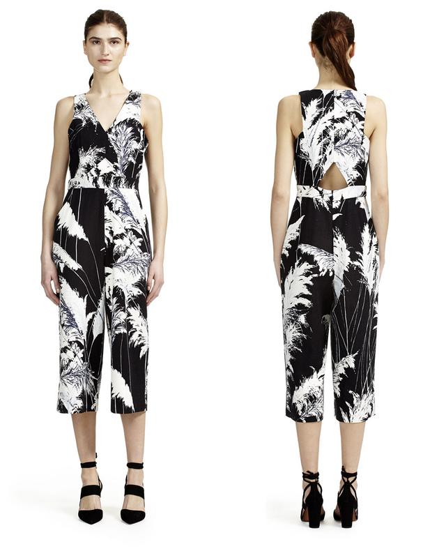Want it on Wednesday: Pari Print Jumpsuit