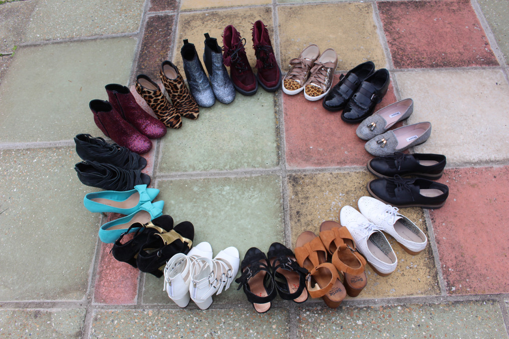 My Shoe Collection: #Shoeaholic Problems