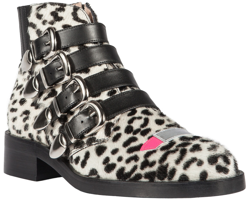Want it on Wednesday: Badass Dalmatian Boots