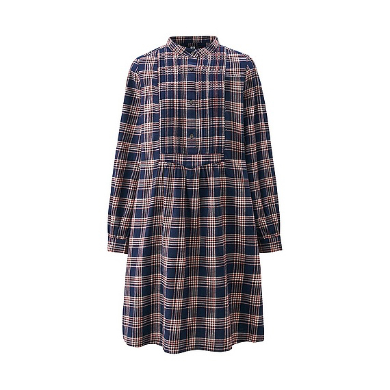 Want it on Wednesday: The Flannel Dress That's Getting Me Excited for Autumn