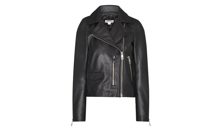 Want it on Wednesday: The Perfect Leather Jacket