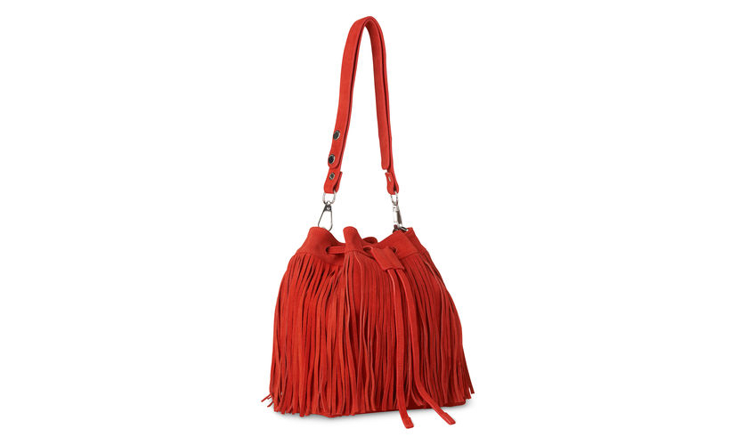 Want it on Wednesday: Suede + Fringing = Dream Bag