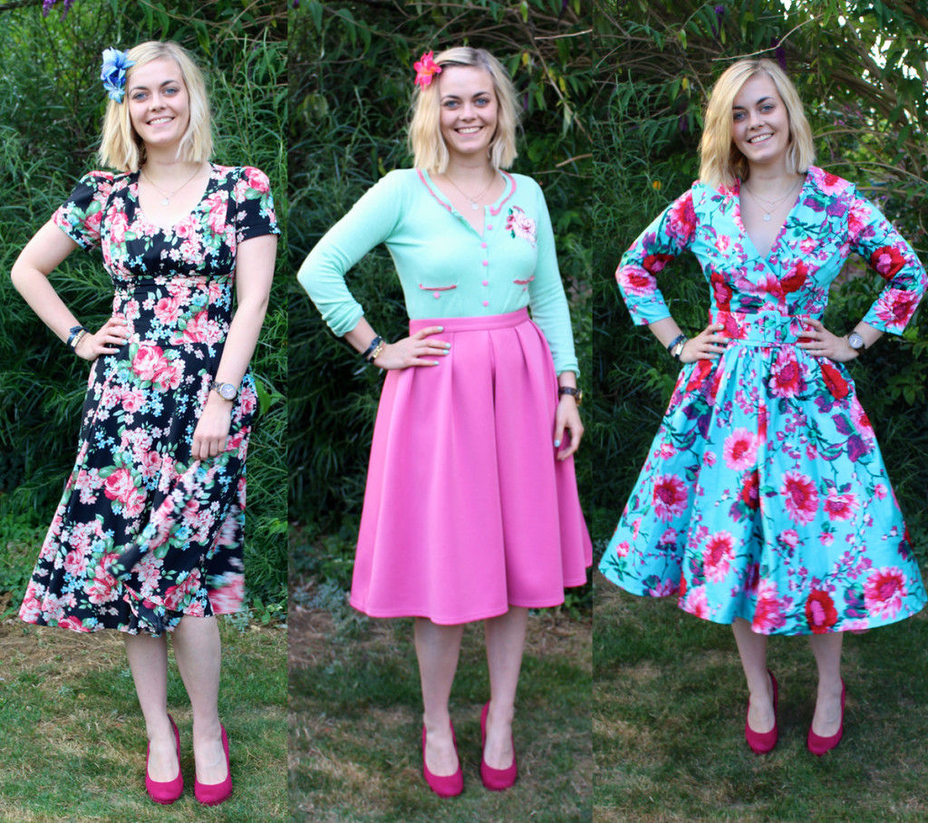50's Style Swap: What Happened When My 50's-Obsessed Cousin Dressed Me