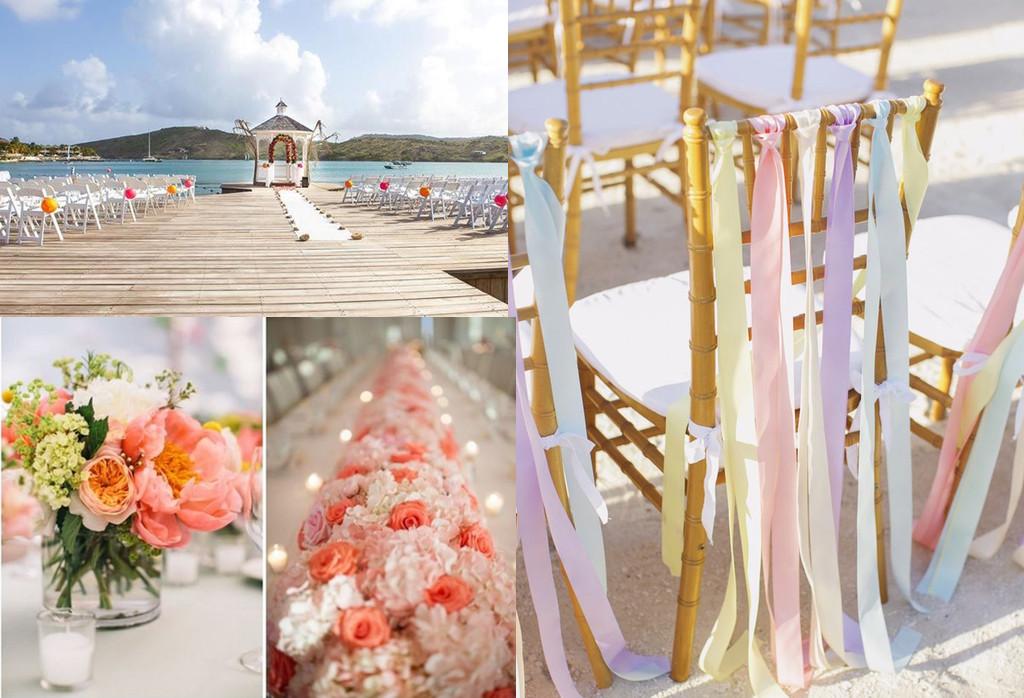 Beach Wedding Vibes: It's All Sand, Sea and Tea Lights