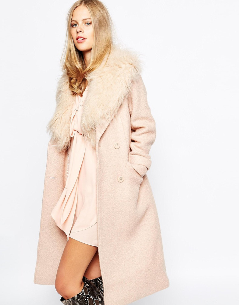 Want it on Wednesday: The 70's Coat with Faux-Fur Collar That's Giving Me All the Feels