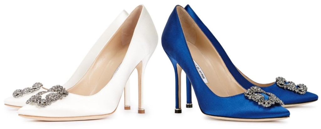 Want it on Wednesday: The Manolo Blahnik Shoes My Dreams are Made of