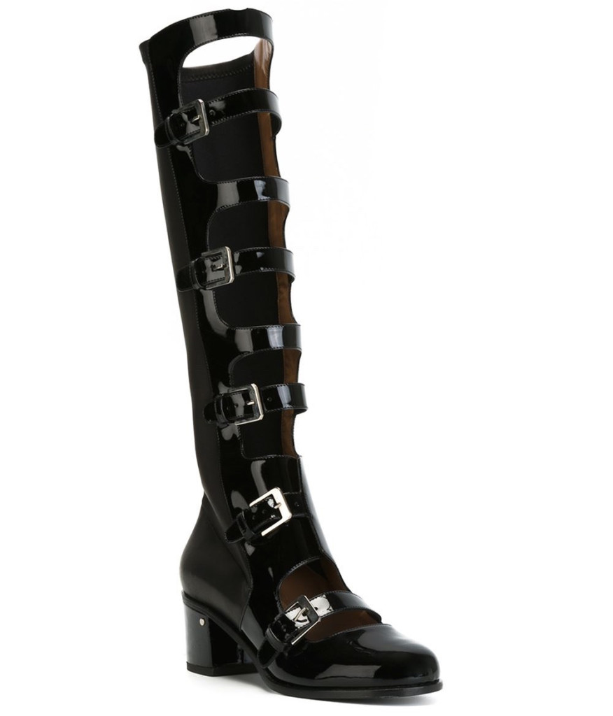Want it on Wednesday: These Fugly Buckled Boots