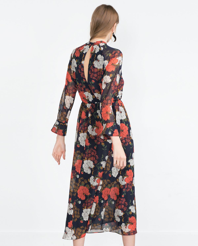 zara-printed-dress