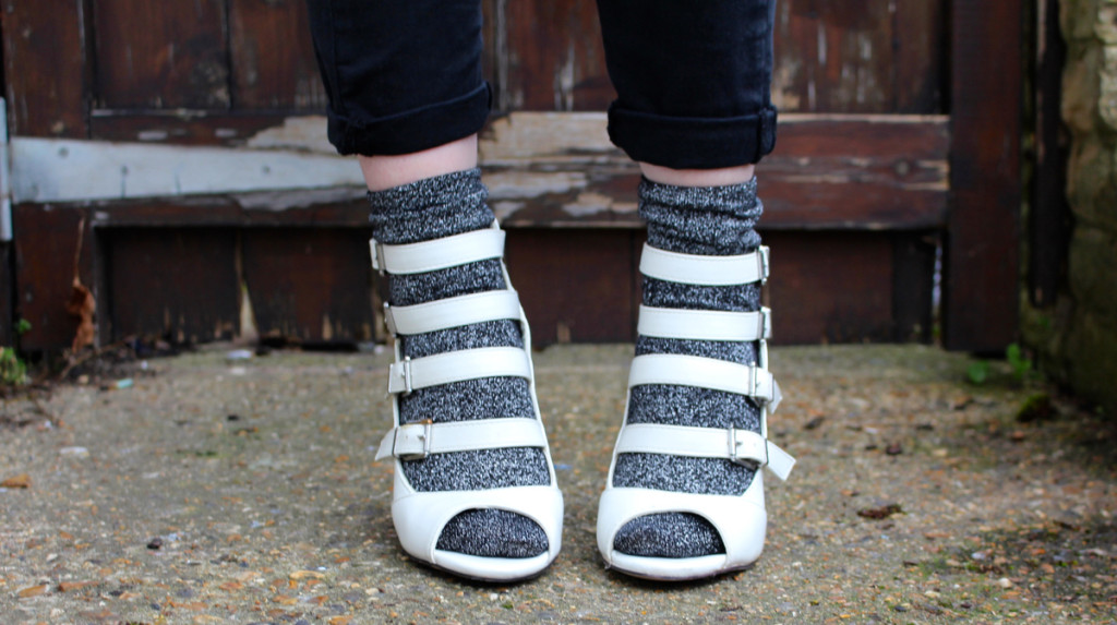 Socks and Shoes: Yay or Nay?