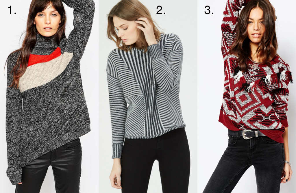 3 Chunky Knits That'll Keep You Cosy