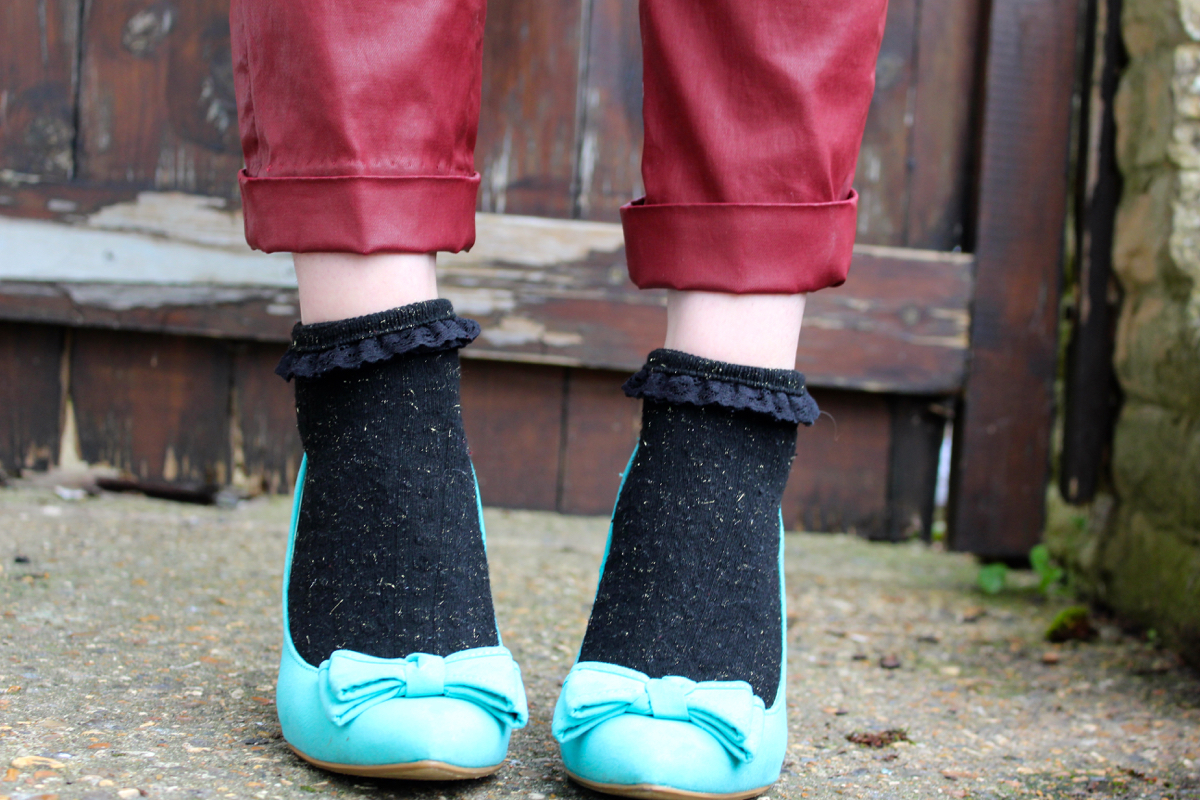 glitter-socks