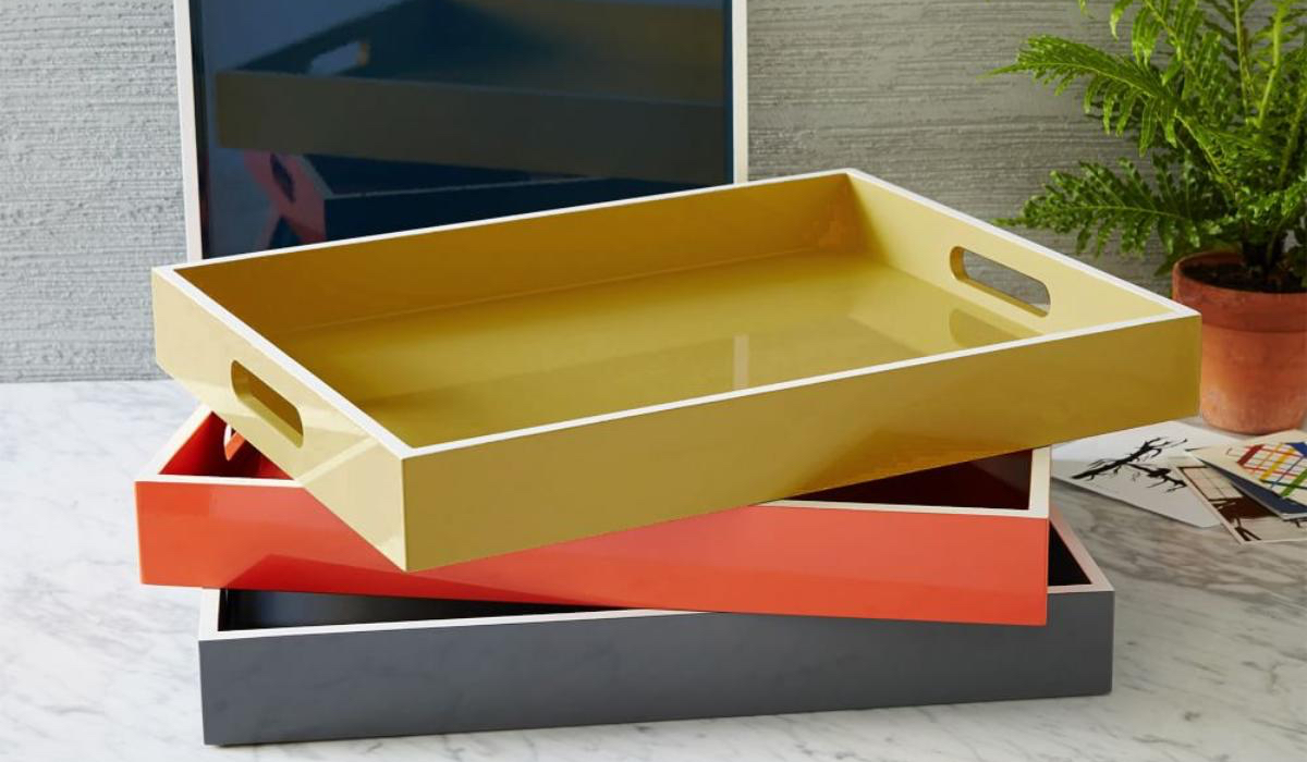 lacquer-tray
