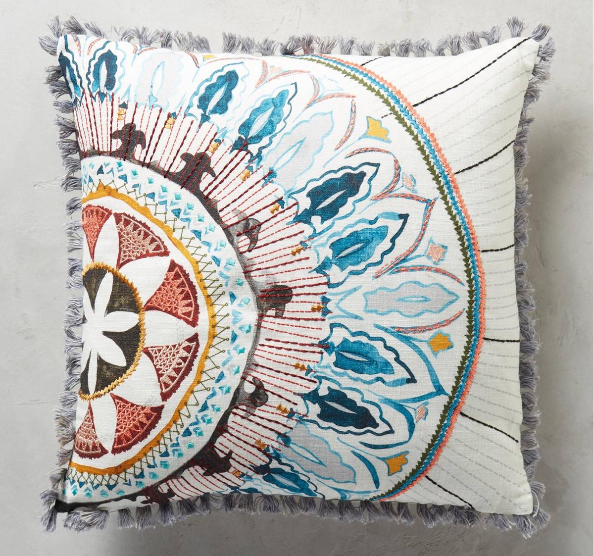 anthropologie-cushion
