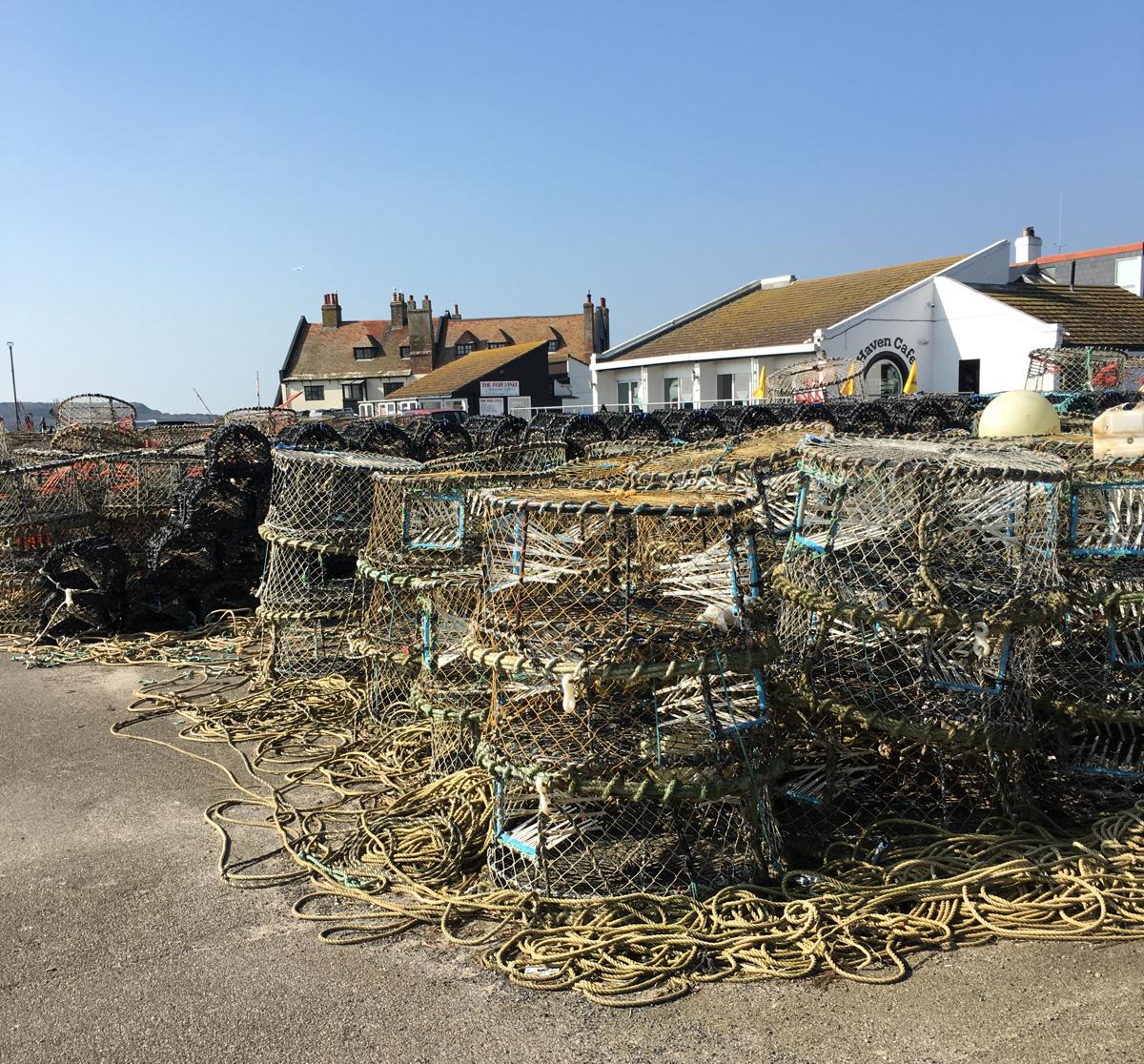 mudeford-lobster-cage