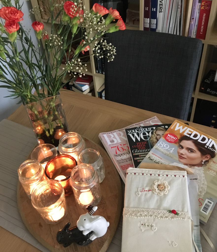 How I Went from Not Giving a Wedding Shit to Spending Hours Gorging on Wedding Magazines