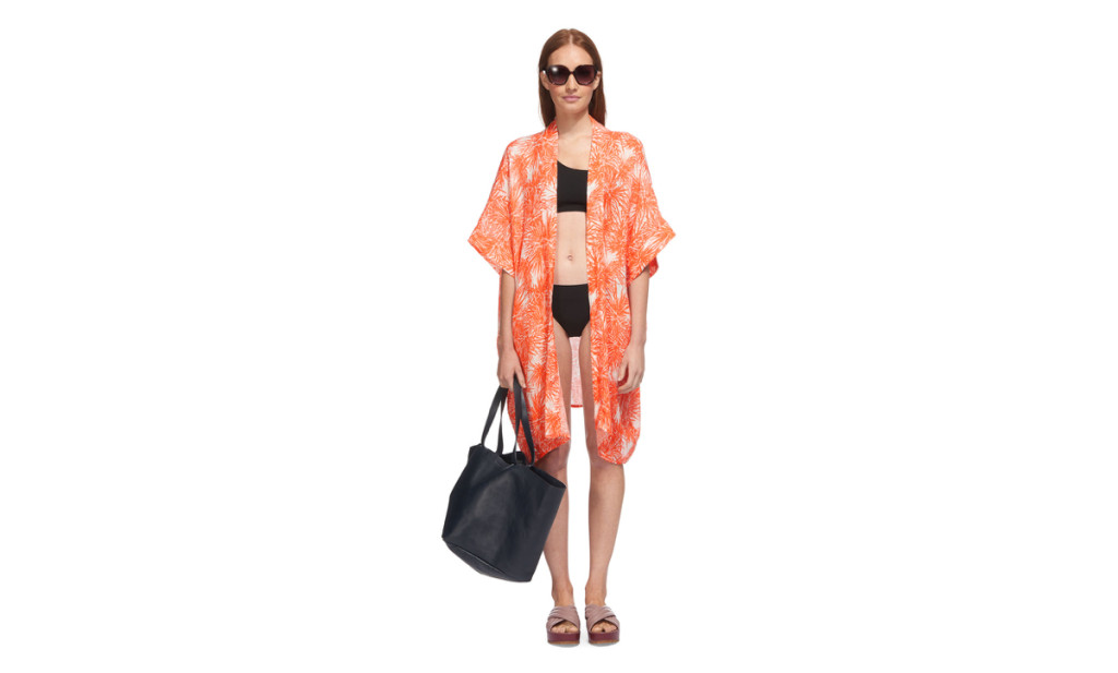 Want it on Wednesday: A Multitasking Bum-Covering Kimono