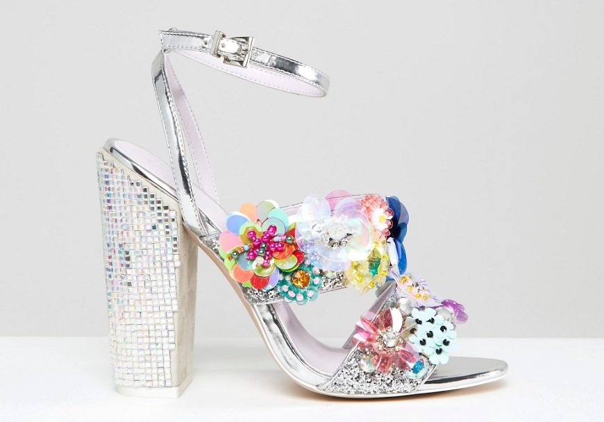 Want it on Wednesday: More Embellished Sandals with the Swoon Factor